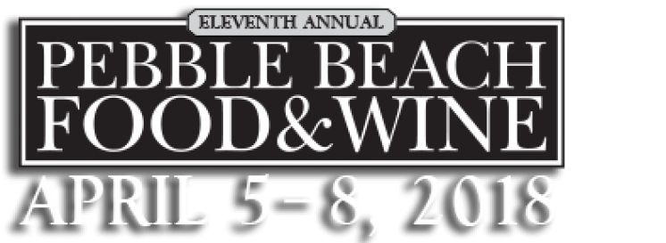 Pebble Beach Food & Wine Festival
